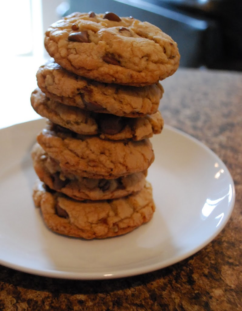 Best Chocolate Chip Cookies!