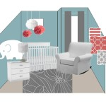 Baby Nursery Design Idea