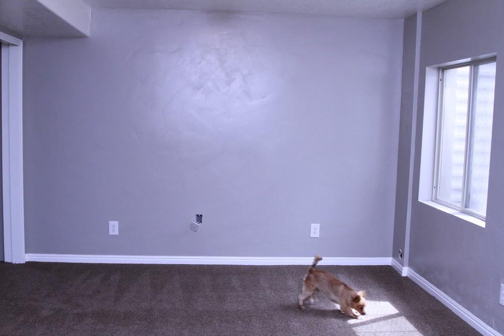 Basement Update – Carpet Installed
