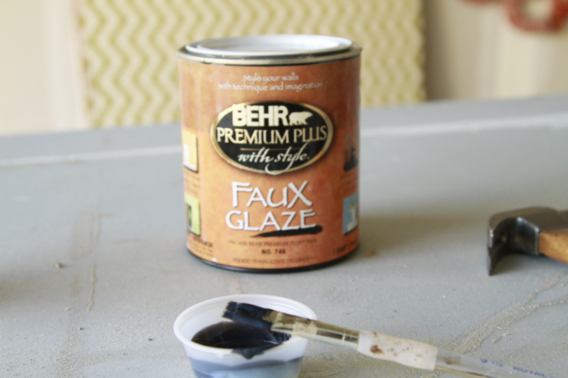 DIY-Double-Frame-Project-Tutorial - Glaze