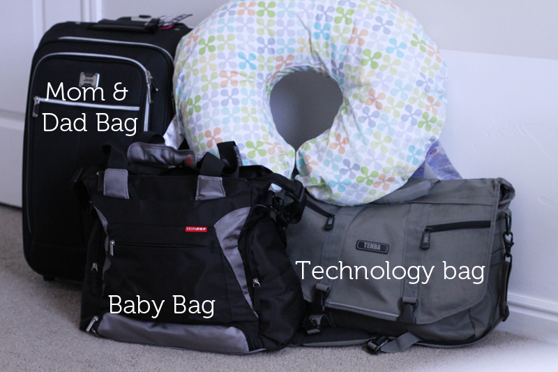 Bags Are Packed – Please Come Baby!
