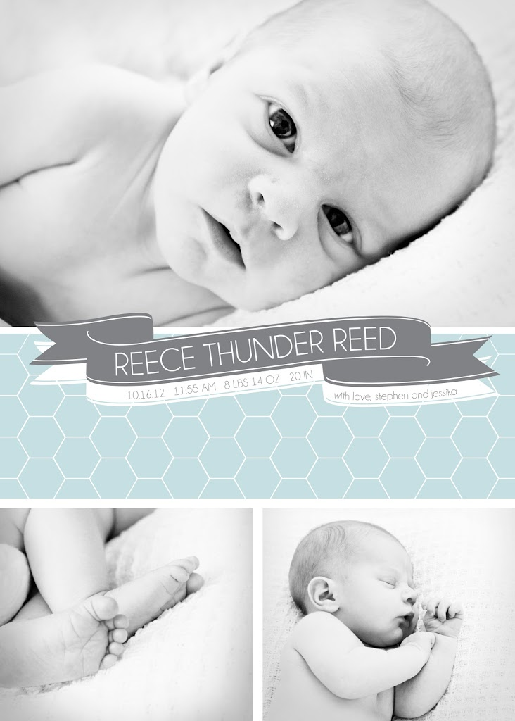 Introducing Reece Thunder Reed
