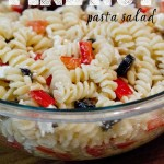 Pine Nut Pasta Salad
