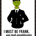 Frankenstein Halloween Free Printable