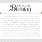 Candy Corn Blessings – Your Home Based Mom
