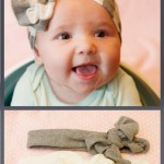 5 Minute No Sew Headband