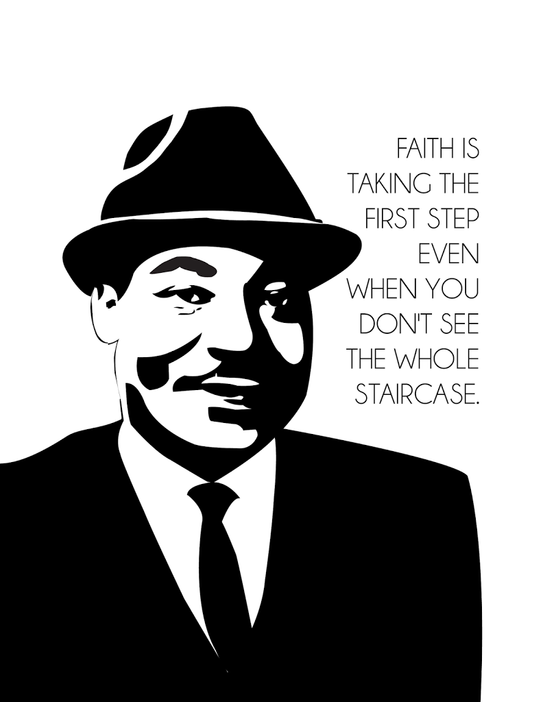 Dr. Martin Luther King, Jr. Free Printable