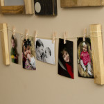 $5 Picture Clip Display