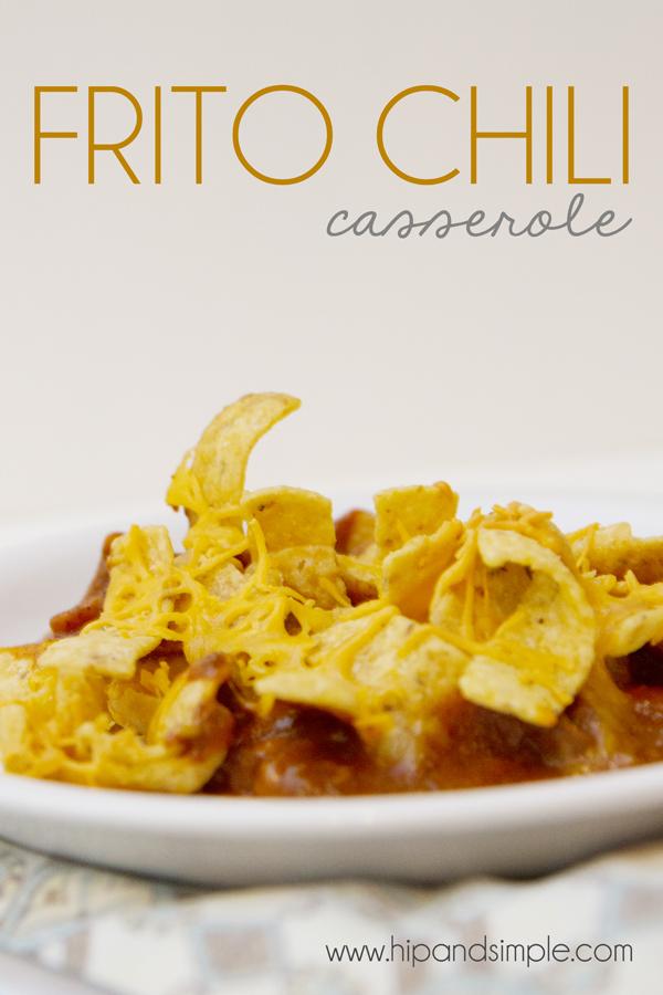 Frito Chili Casserole 2