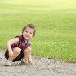 Tips for Photographing Active Kids