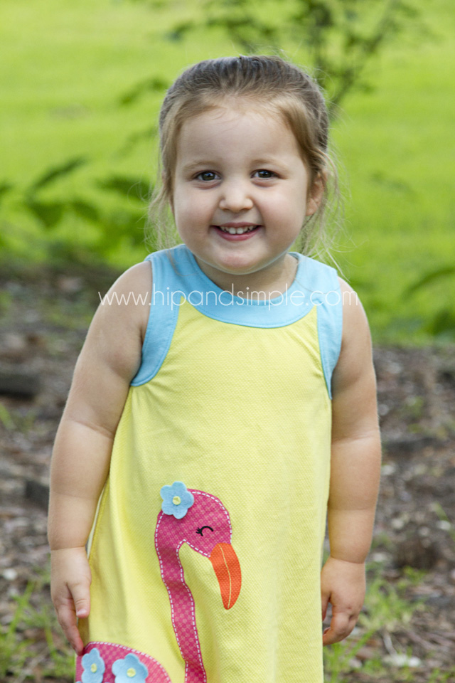 Three Year Old Photoshoot Idea - Kailyn 10