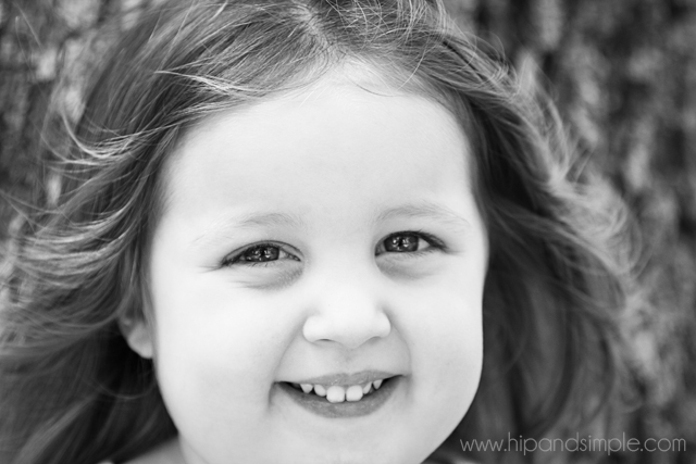 Three Year Old Photoshoot Idea - Kailyn 2