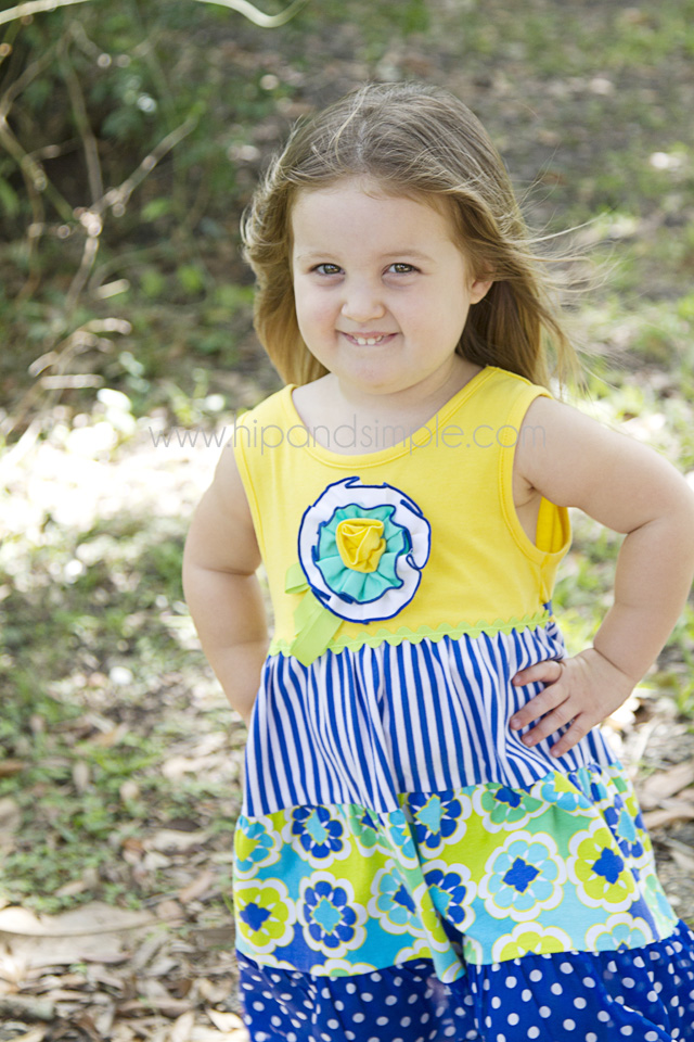 Three Year Old Photoshoot Idea - Kailyn