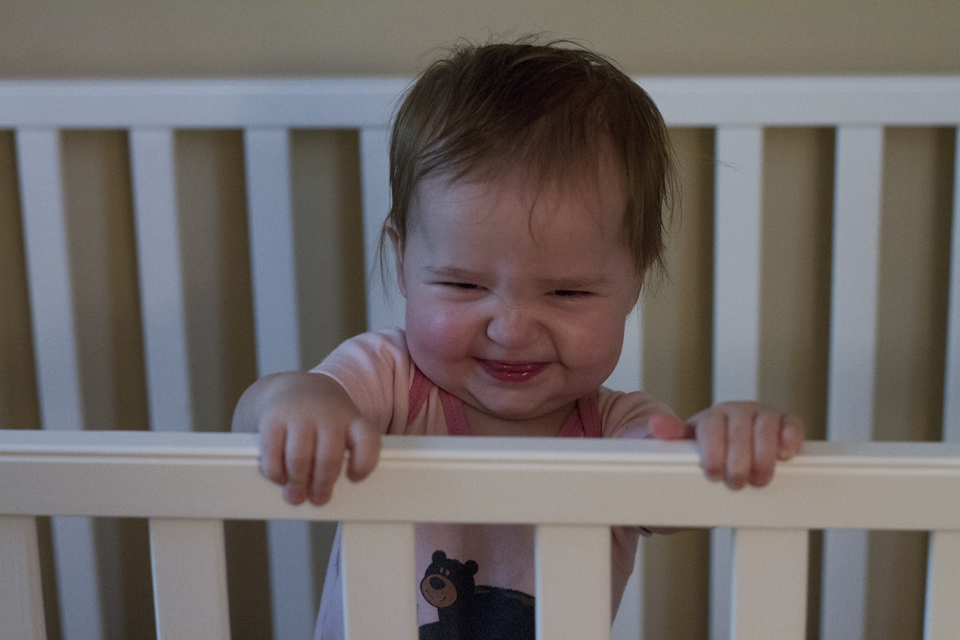 Tips for morving a baby into a siblings room 7