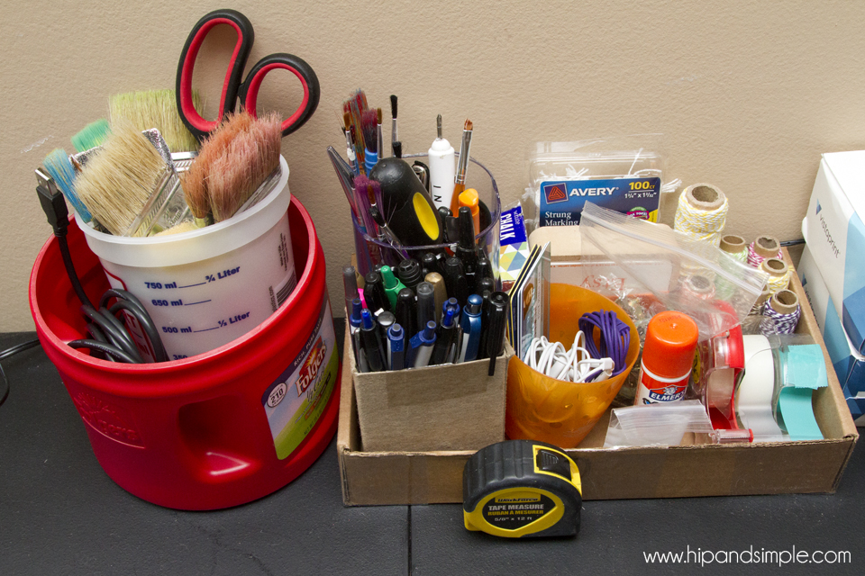 Makers Gonna Make Free Printable - @hipandsimple DIY Organizers