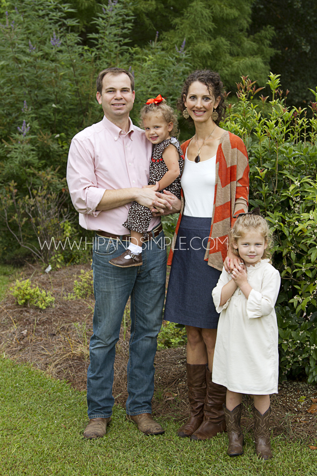 Family Photo Session - Birmingham, Alabama Veterans Park
