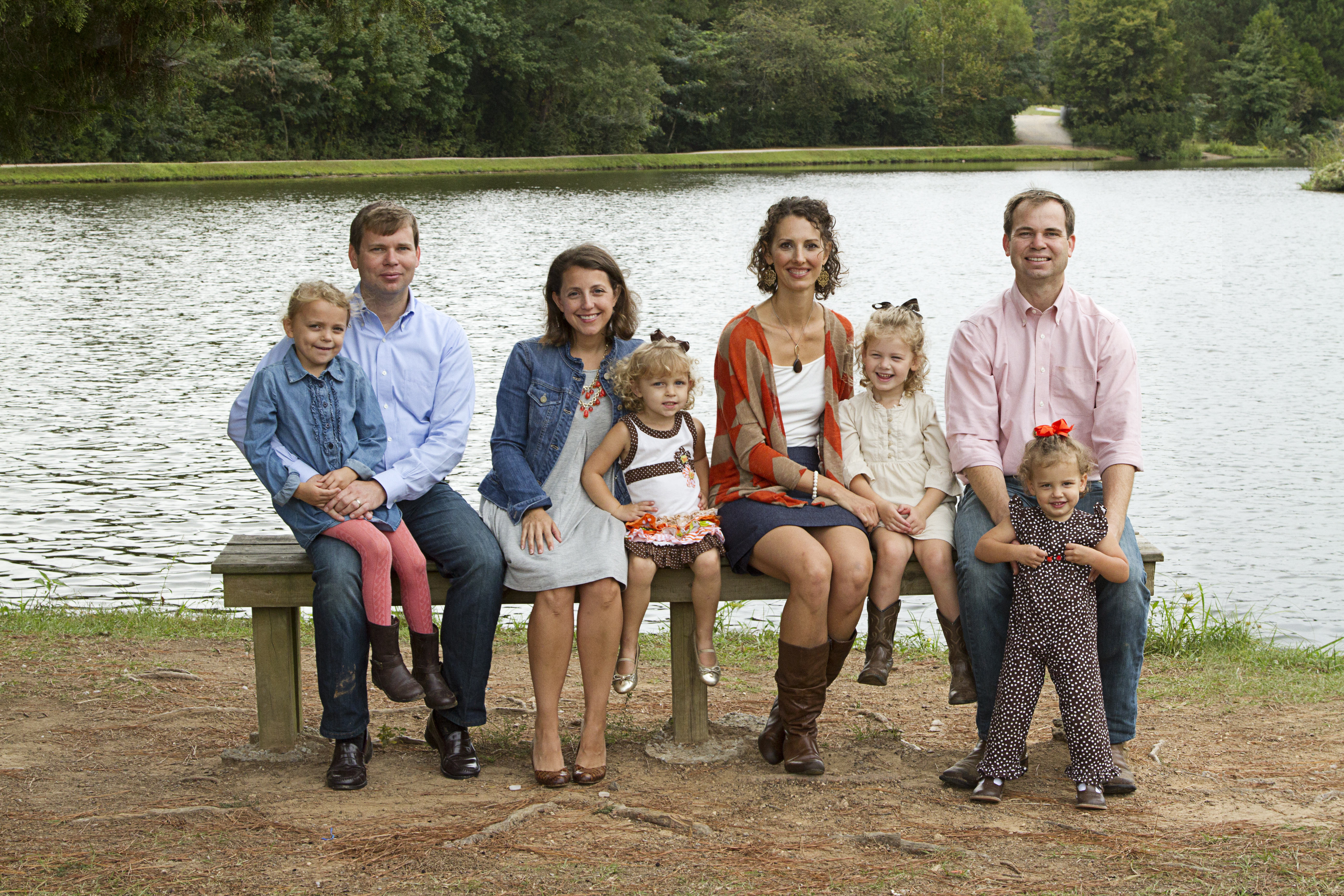 Family Photo Session – Birmingham, AL Veterans Park