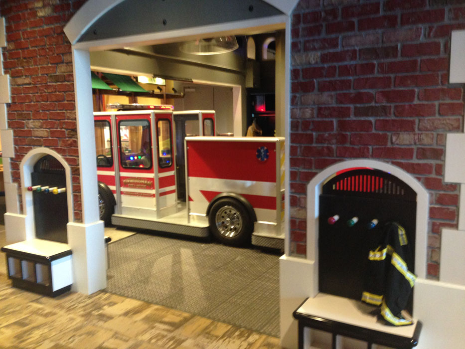 Visit the McWane Science Center - Birmingham, AL - Firehouse