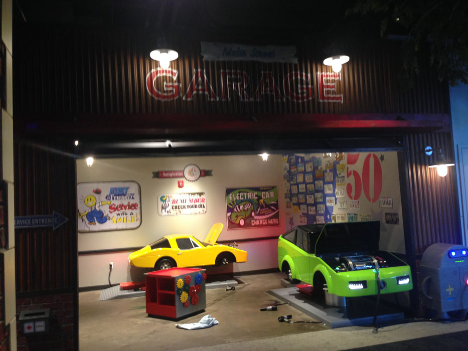 Visit the McWane Science Center - Birmingham, AL - Garage