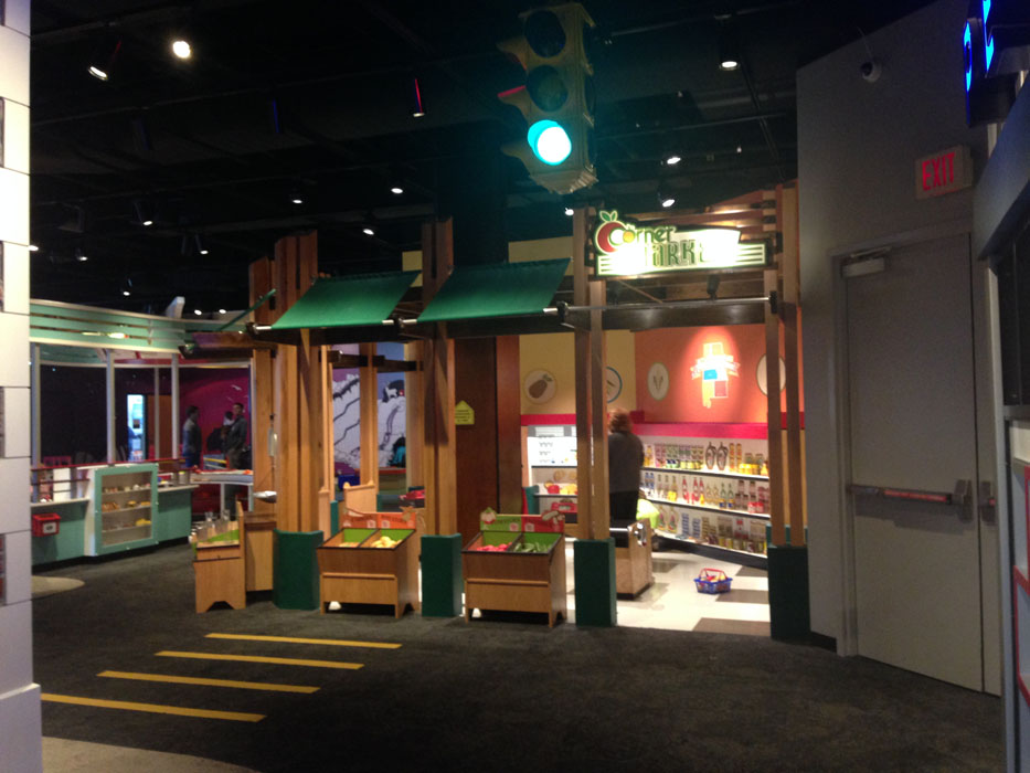 Visit the McWane Science Center - Birmingham, AL - Grocery Store