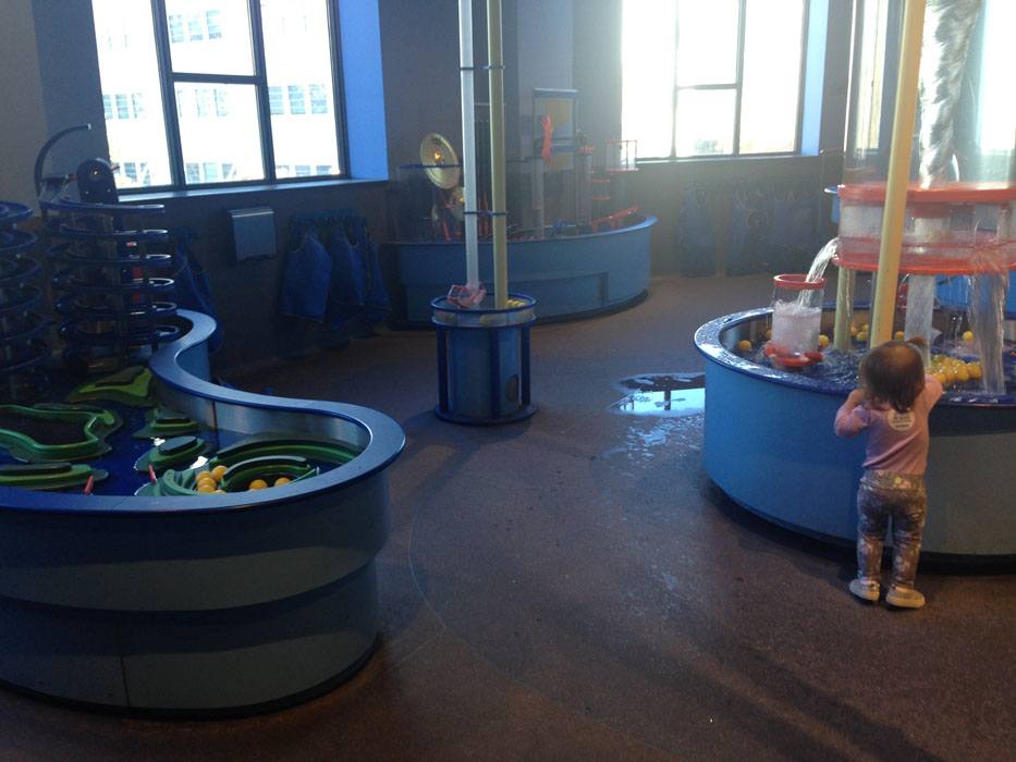Visit the McWane Science Center - Birmingham, AL - water play4