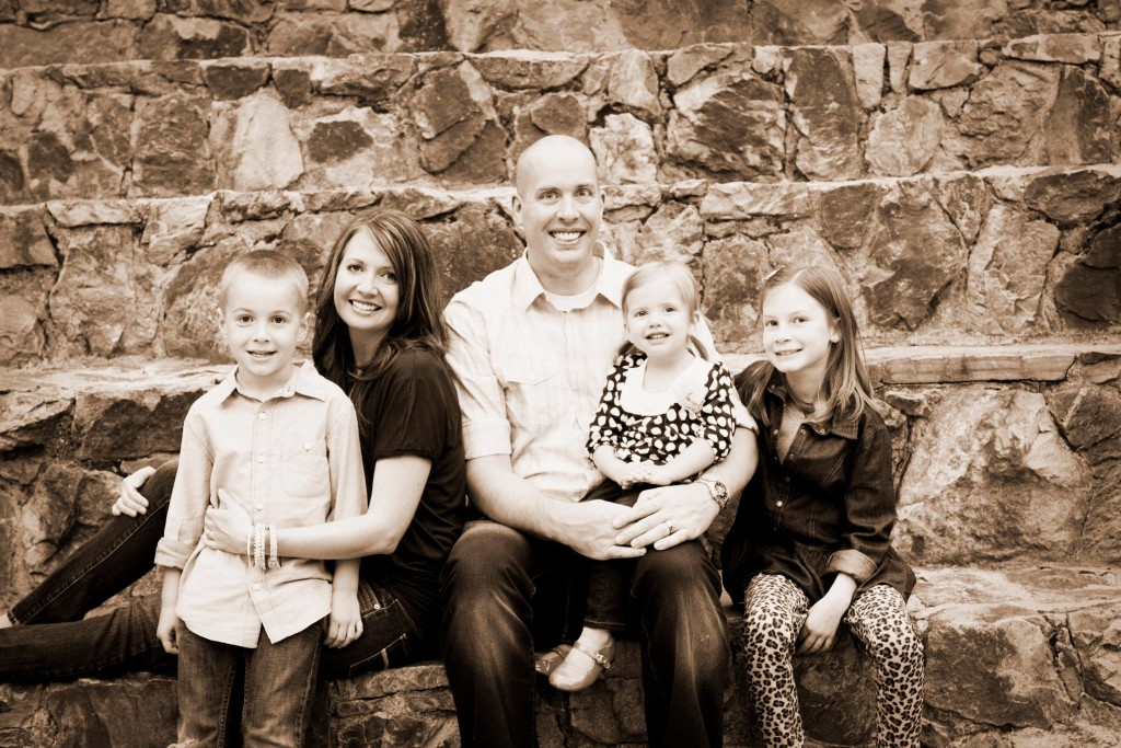 Terry Family Session - American Fork Photography