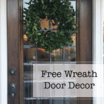 Free Wreath Door Decor