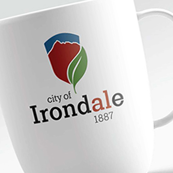 City of Irondale Branding